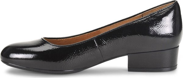 Image of the Belicia shoe instep