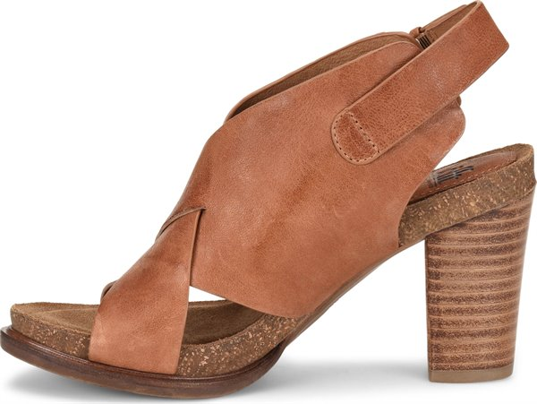 Image of the Cambria shoe instep