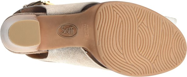 Image of the Cambria shoe outsole
