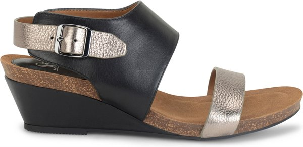 Image of the Vanita shoe from the side