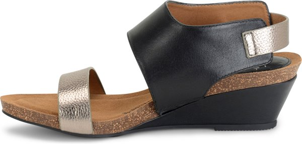 Image of the Vanita shoe instep