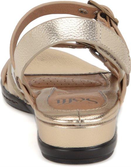 Image of the Sapphire shoe heel