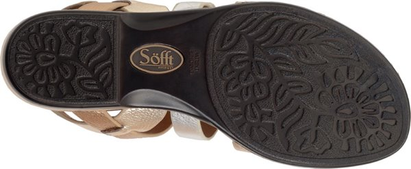 Image of the Sapphire shoe outsole
