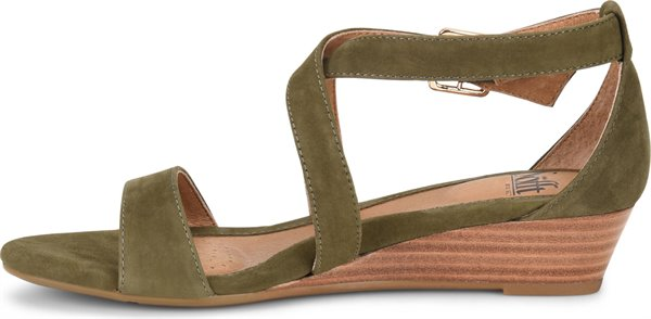 Image of the Innis shoe instep
