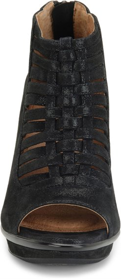Sofft Womens Product Renita Black Suede