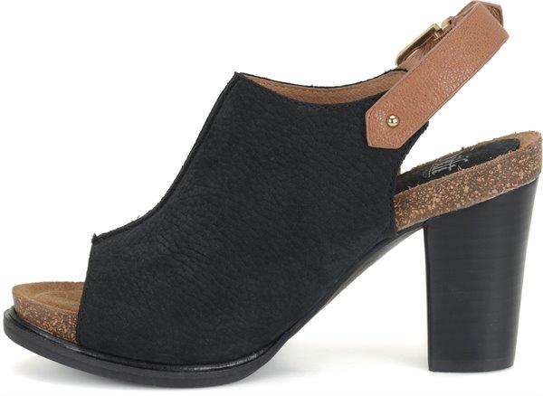 Image of the Cidra shoe instep