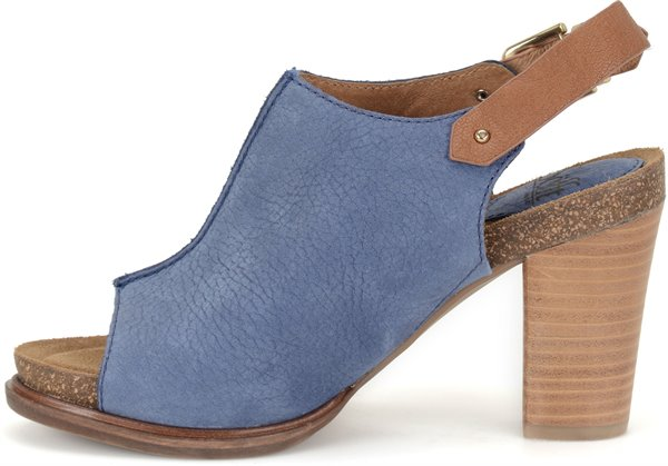 Image of the Cidra shoe instep