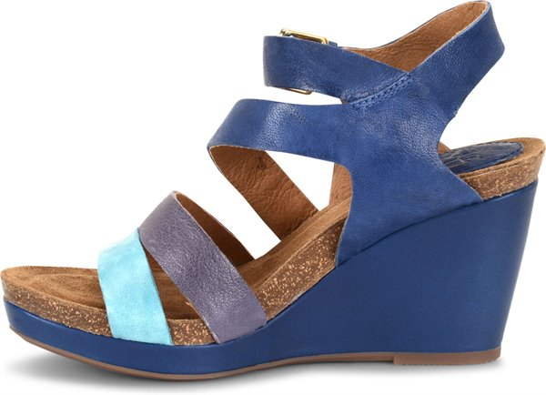 Image of the Candia shoe instep