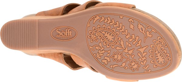 Image of the Carita shoe outsole