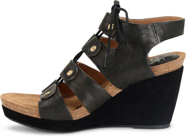 Image of the Carita shoe instep