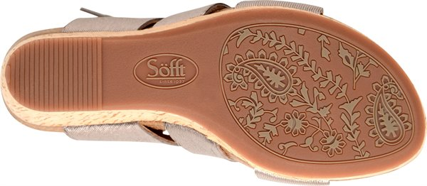 Image of the Carita outsole