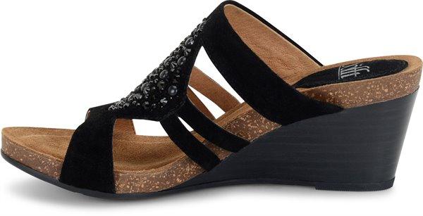 Image of the Vassy shoe instep