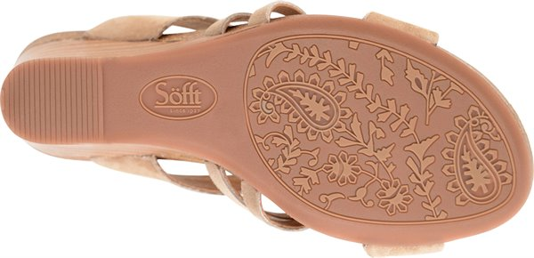 Image of the Vassy shoe outsole