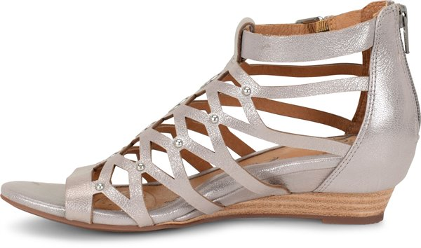 Image of the Roslyn shoe instep