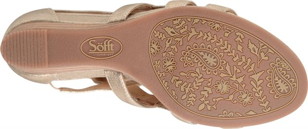 Image of the Rio shoe outsole