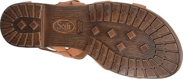 Image of the Boca shoe outsole