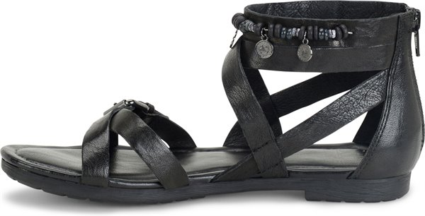 Image of the Boca shoe instep