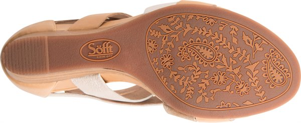 Image of the Rosaria shoe outsole