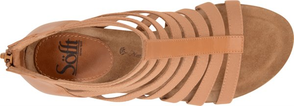 Image of the Mati shoe from the top
