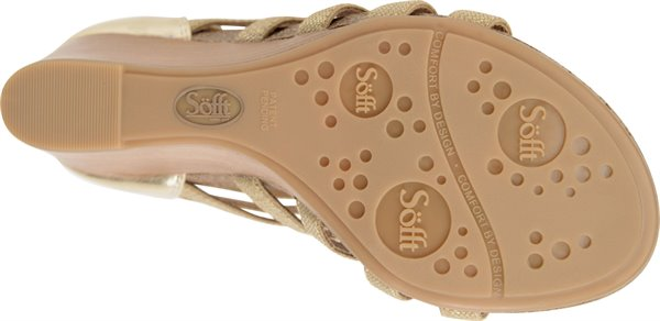 Image of the Mati shoe outsole