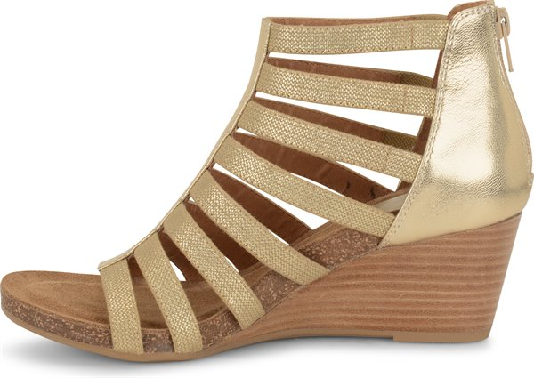 Image of the Mati shoe instep