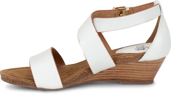 Image of the Vita shoe instep