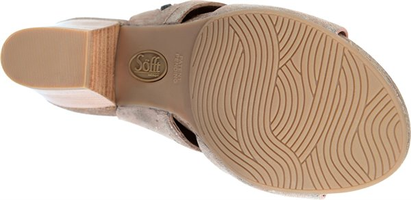 Image of the Milan shoe outsole