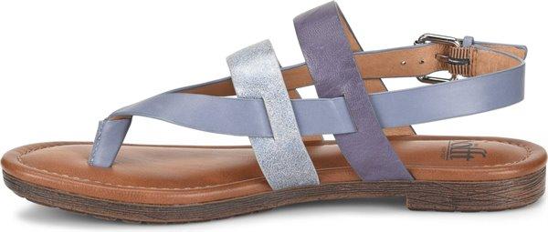Image of the Bena shoe instep