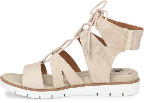 Image of the Madera shoe instep