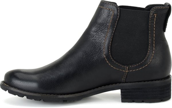 Image of the Selby shoe instep