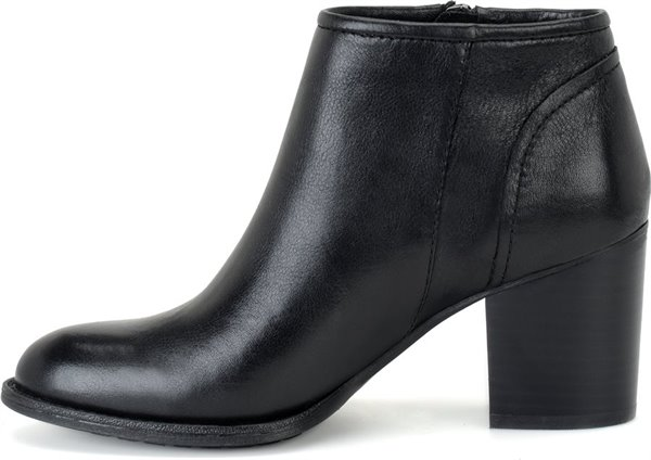 Image of the Wesley shoe instep