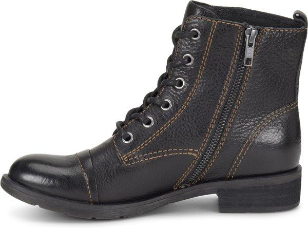 Image of the Belton shoe instep