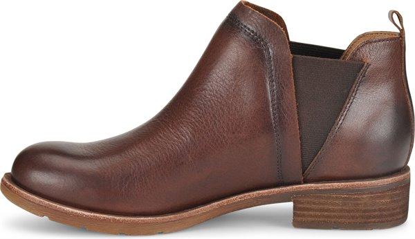 Image of the Bergamo shoe instep