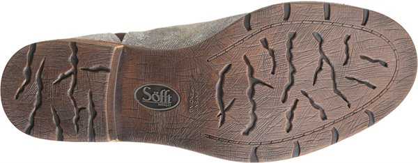 Image of the Bergamo shoe outsole