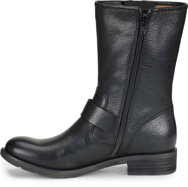 Image of the Belmont shoe instep