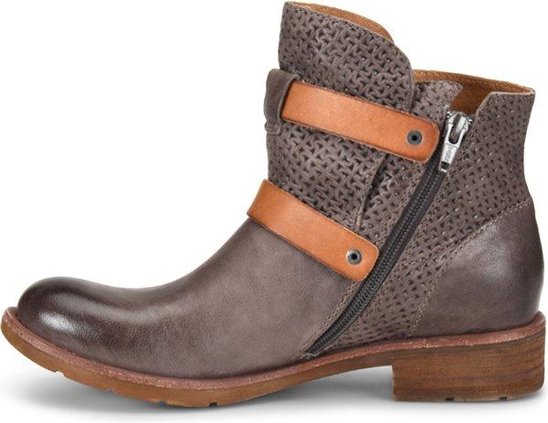 Image of the Baywood shoe instep