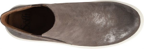 Image of the Britton shoe from the top