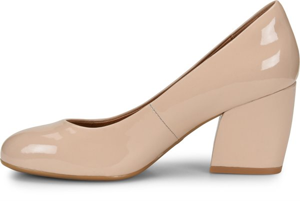 Image of the Tamira shoe instep