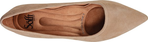 Image of the Altessa-II shoe from the top