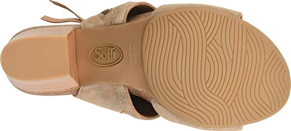 Image of the Milan outsole