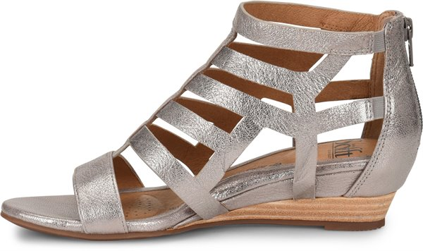 Image of the Ravello shoe instep