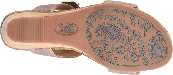 Image of the Verdi outsole