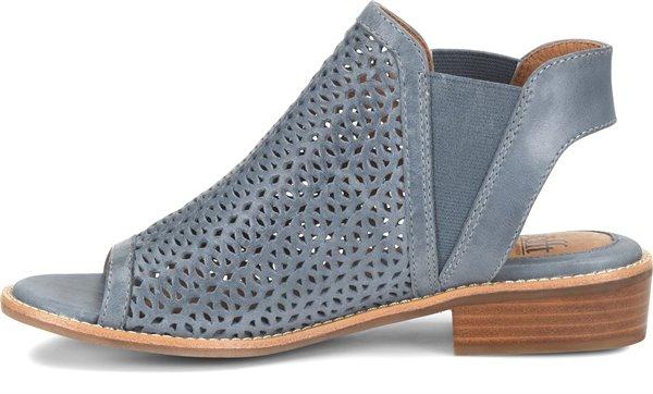 Image of the Nalda shoe instep