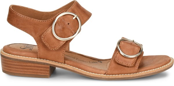 Image of the Nerissa shoe from the side