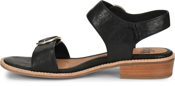 Image of the Nerissa shoe instep