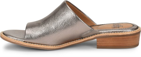Image of the Nola shoe instep
