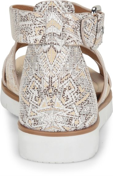 d56a2d5244cd8 Sofft Womens Product Mirabelle - White-Tribal-Print