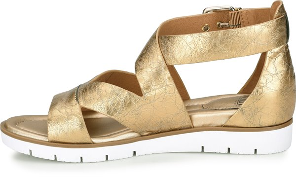 Image of the Mirabelle shoe instep