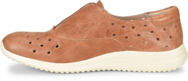 Image of the Noreen shoe instep