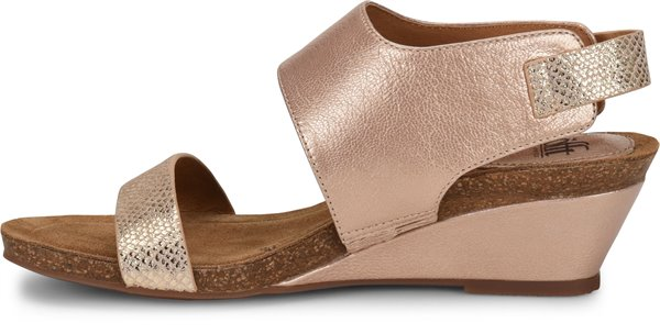 Image of the Vanita shoe instep